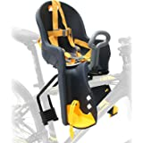 Bicycle Seat for - Kids Child Children Infant Toddler - Front Mount Baby Carrier Seat Bike Carrier USA Safety Standard with H