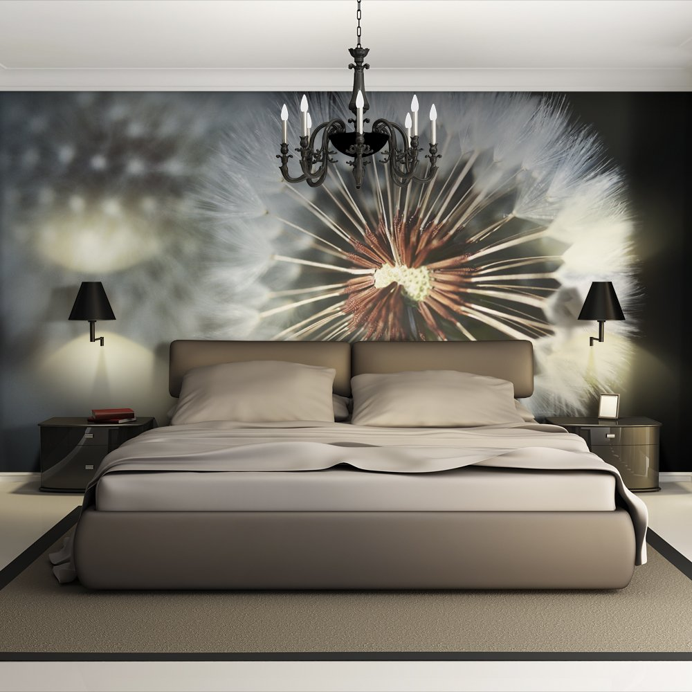 murando - Fototapete 400x309 cm - Vlies Tapete - Moderne Wanddeko ...