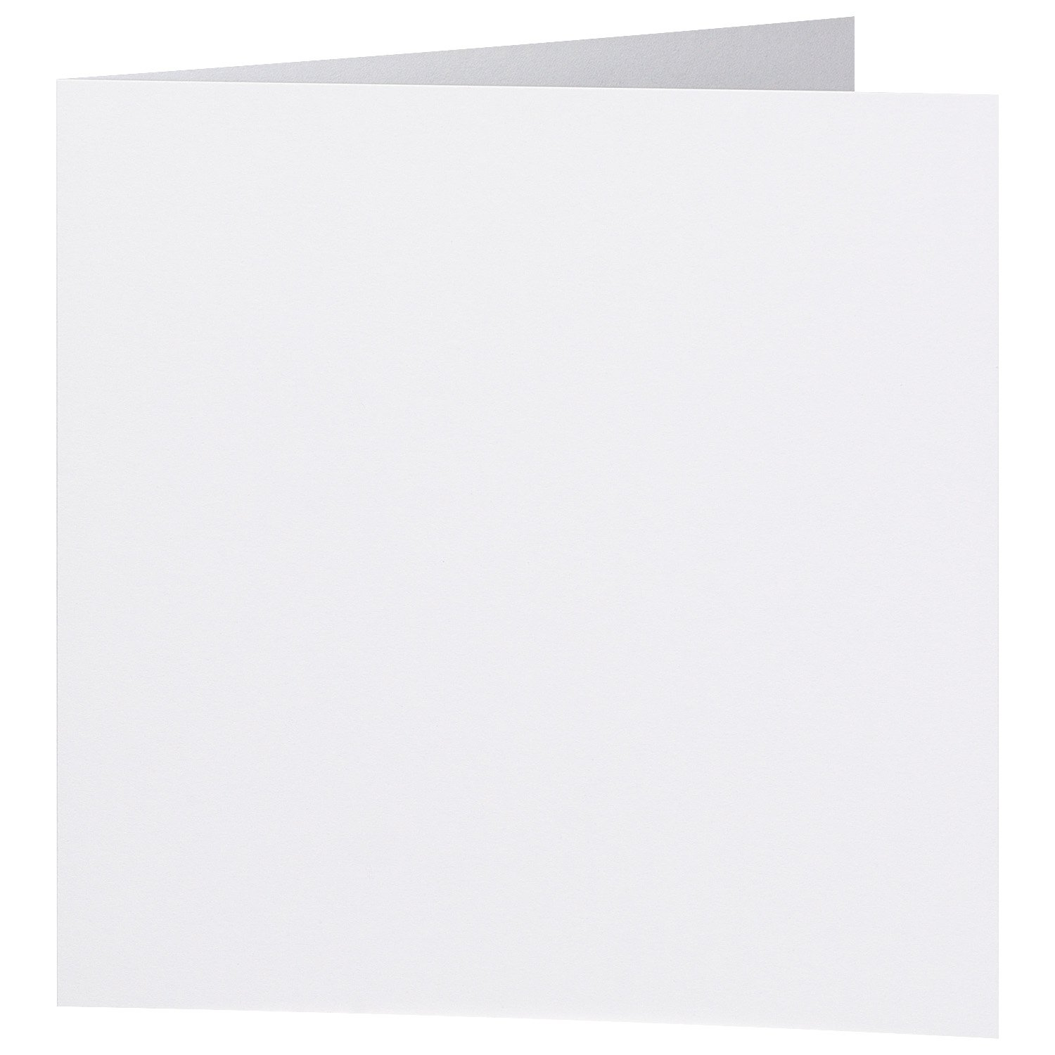 Craft Creations Square Smooth White Economy 144mm X 144mm 6 X 6