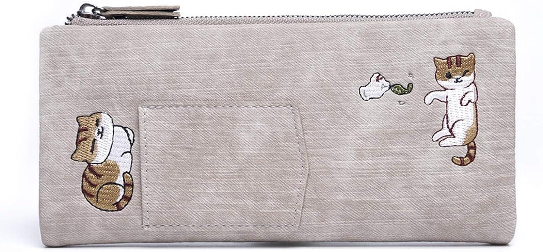 Women's Wallet Long Cute...