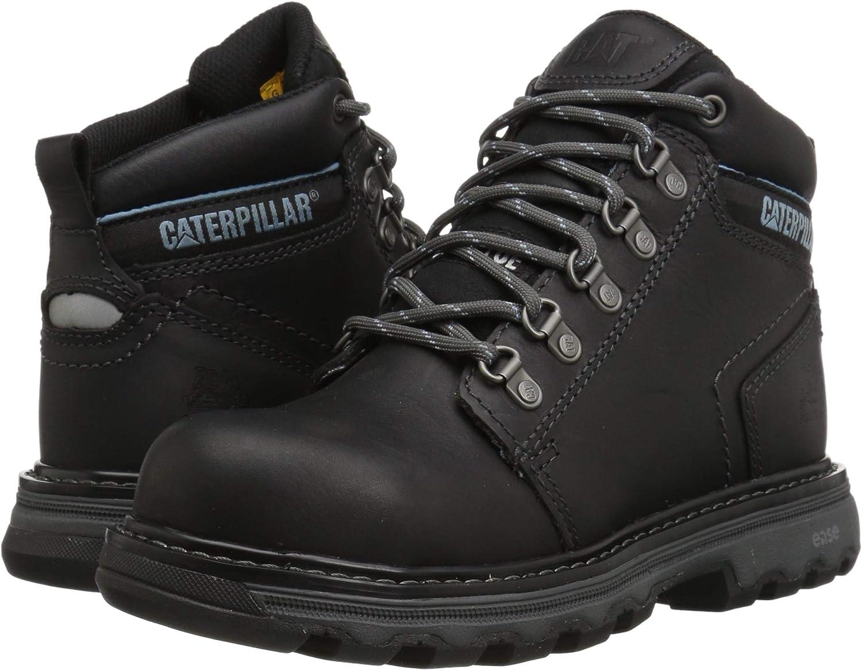 Caterpillar Womens Ellie St//Black Work Boot