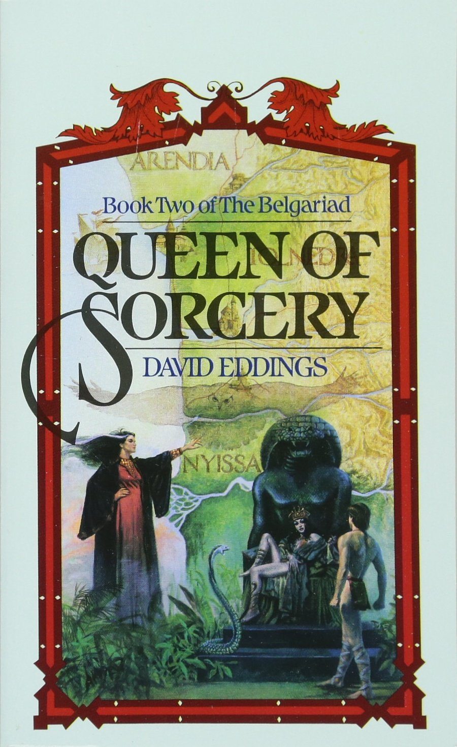 Queen of Sorcery, Eddings, David