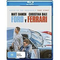 Ford V. Ferrari (Blu-Ray)