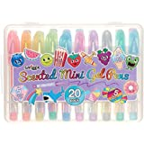 Minibolígrafos de gel con aroma, de Smiggle, 20 unidades