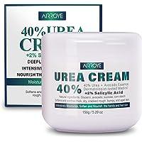 Urea 40% Foot Cream 150g - best Callus Remover For Feet & Hands, Natural Moisturizes Nourishes Softens Dry, Rough…