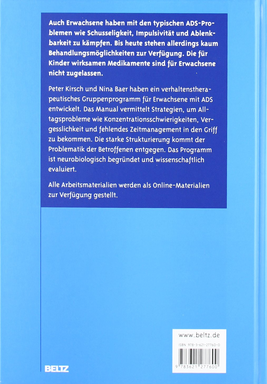 Training bei ADS im Erwachsenenalter TADSE: Mit Online-Materialien ...