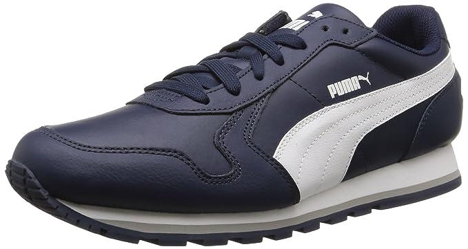 509eb151 Puma Unisex ST Runner Full L Zapatillas de Gimnasia Azul Size: 42.5:  Amazon.es: Zapatos y complementos