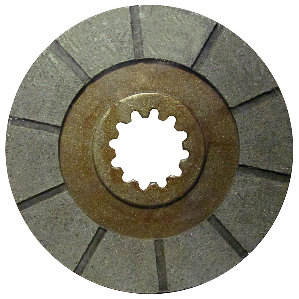 Amazon.com: 1975468C2 New Brake Disc Fits CA 706 756 766 806: Home Improvement