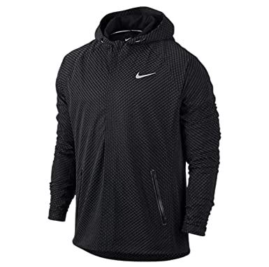 1e6b425e5c0e Nike Mens City Flash 3M Reflective Running Jacket Black Sz Small at ...