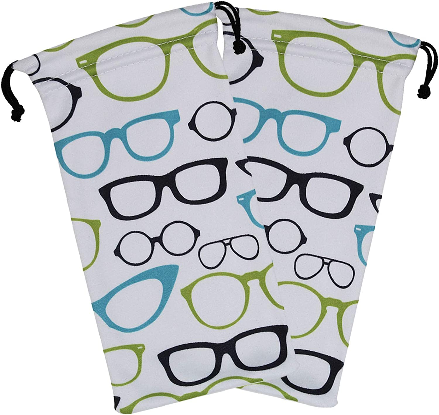 2 Pack Eyeglass Pouch...
