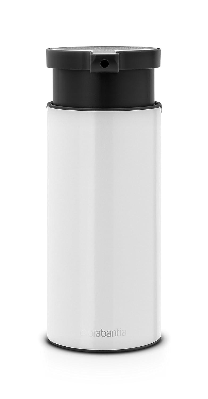 ブラバンシア ソープディスペンサー ホワイト 108181 B00WJPY3OI ホワイト
