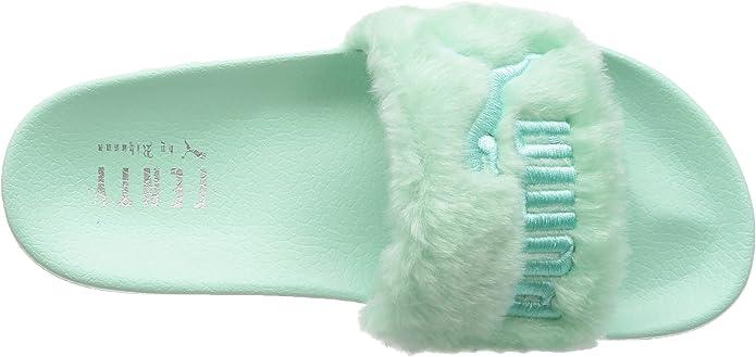 Puma Damen Badeschuhe Fur Slide