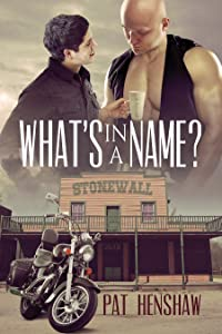 What's in a Name? (Foothills Pride Stories Book 1)