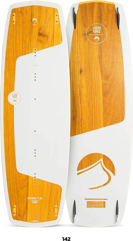 2019 リキッドフォースカイトボーディング ボード オーバードライブ (142×45 rider weight >60kg)