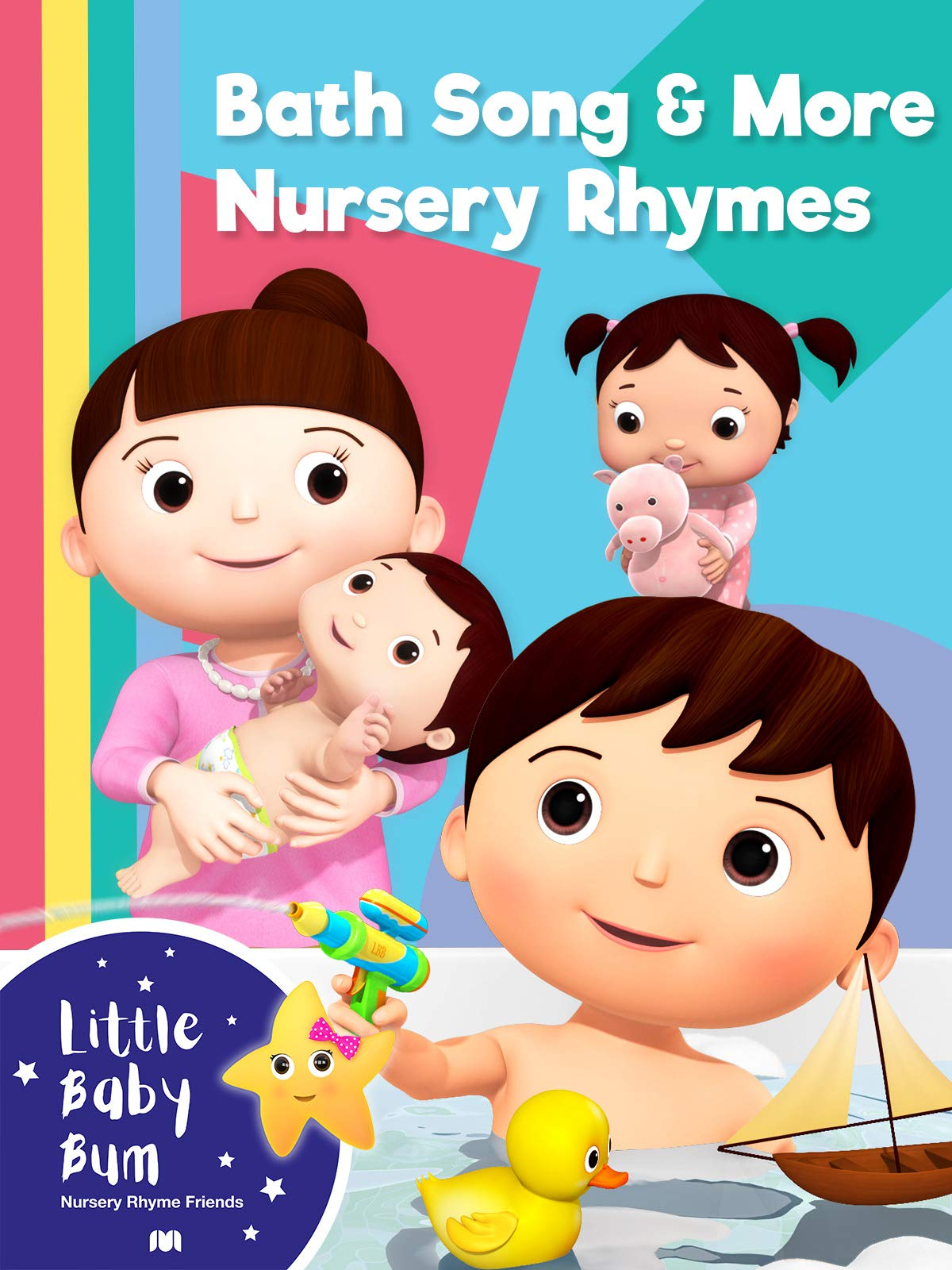 Little Baby Bum - Bath Song and More Nursery Rhymes