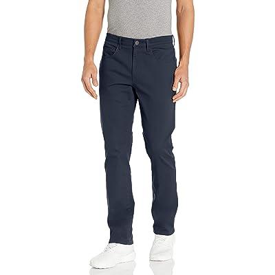 Brand - Peak Velocity Men's Cotton Rich Active Chino Pant: Clothing
