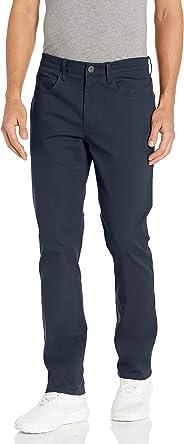 Amazon Brand - Peak Velocity Men's Cotton Rich Active Chino Pant