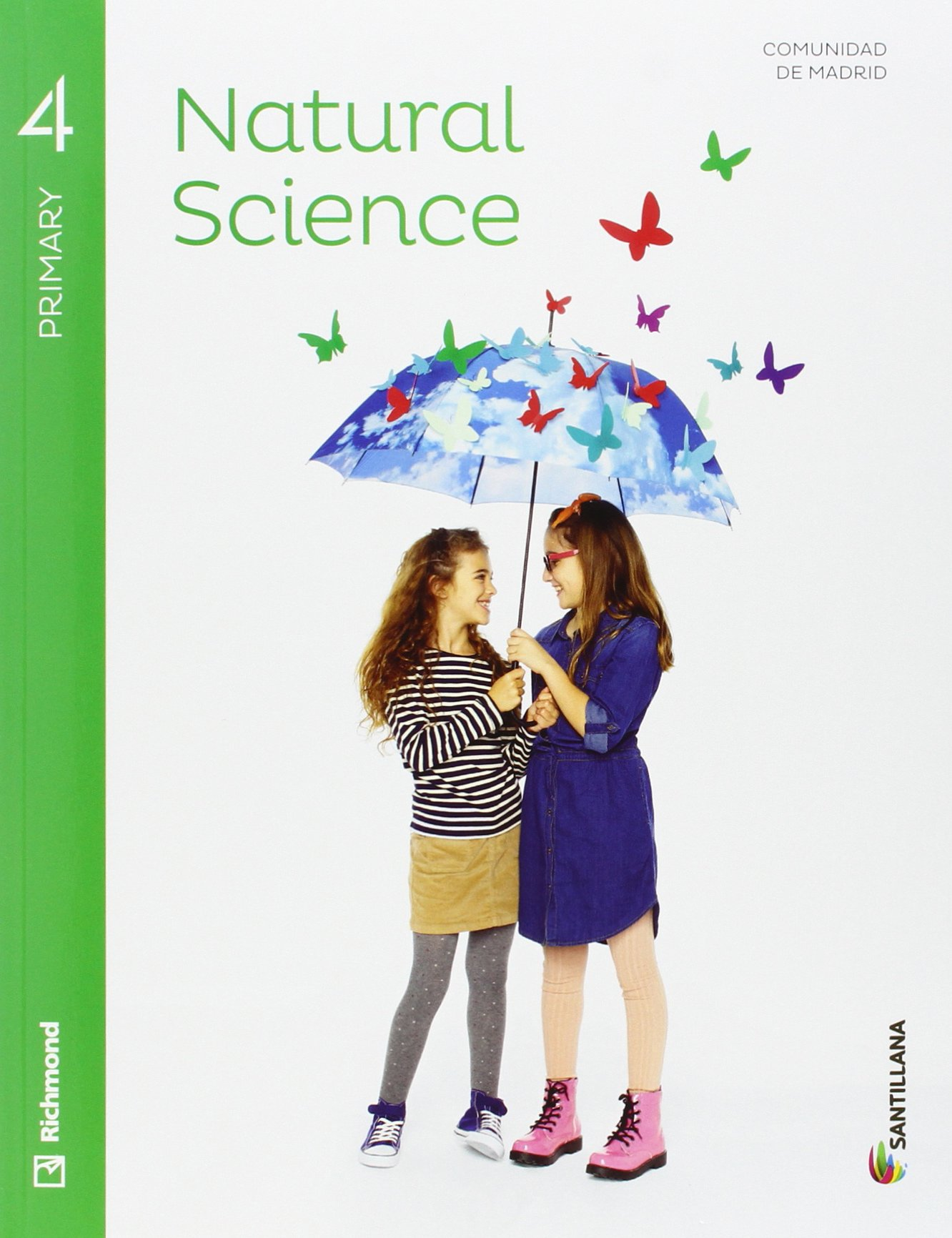 STUDENT'S BOOK NATURAL SCIENCE + AUDIO 4 PRIMARIA pdf epub