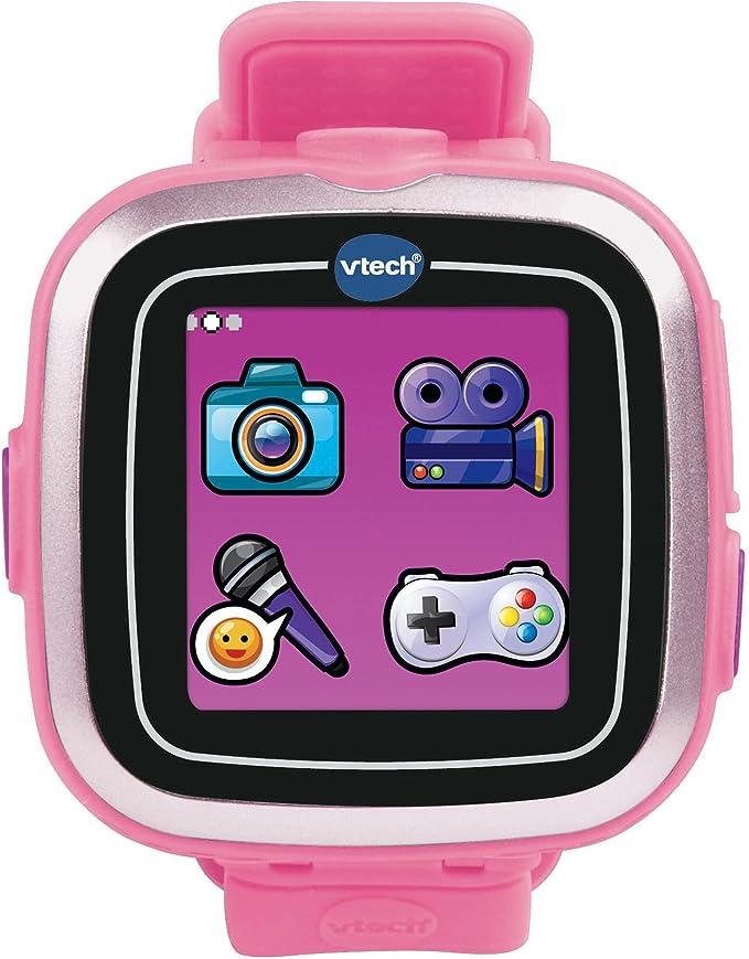 VTech - Kidizoom Reloj Inteligente Infantil, Color Rosa, versión ...