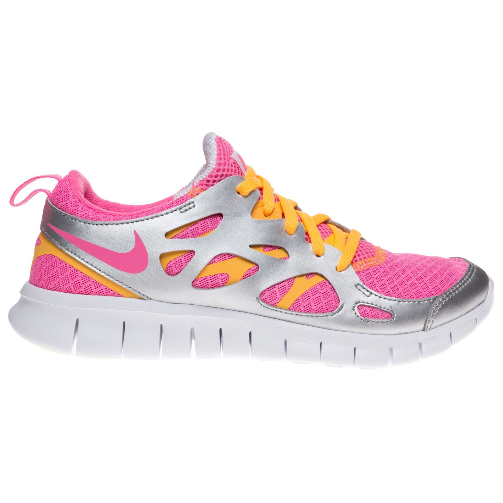 5c7db640920ef Galleon - Nike Free Run 2 (PSV) Kids Trainers 477702 Sneakers Shoes (uk 1.5  Us 2Y Eu 33.5