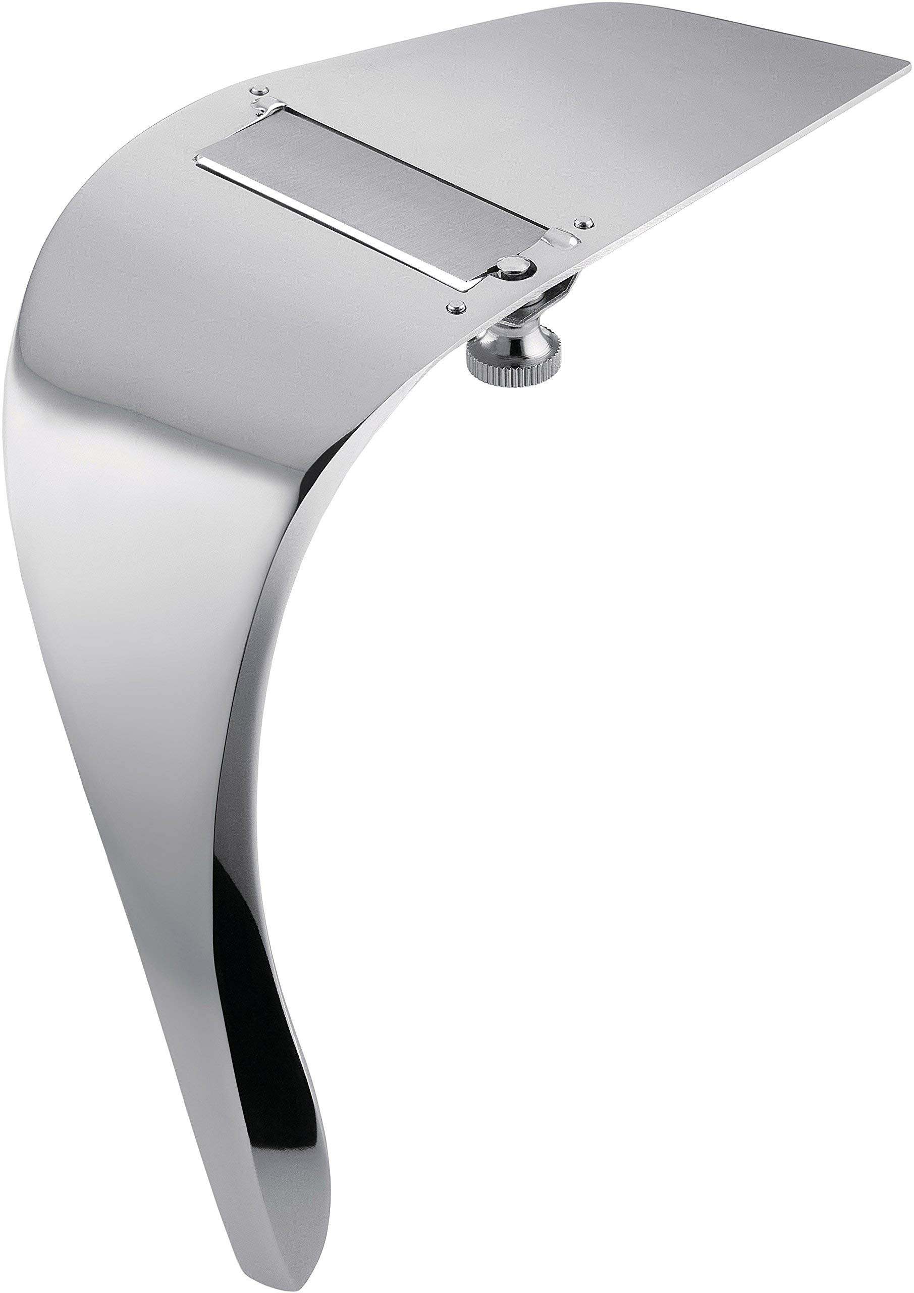 Alessi UNS04 Alba Truffle slicer, One size, steel by Alessi