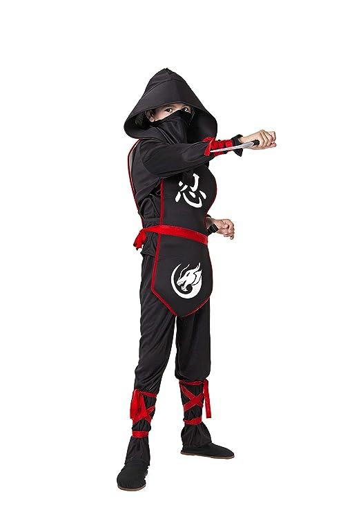 Costumizate! Disfraz de Ninja Talla 7-9 Especial para niños ...