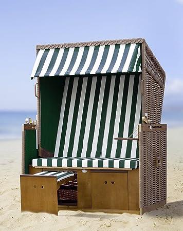 Strandkorb nordsee  Amazon.de: WOHNWERK! Strandkorb Nordsee de Luxe. Jetzt! Aktionspreis!