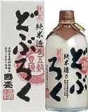 中埜酒造 國盛 純米どぶろく 箱入 [ 日本酒 愛知県 720ml ]