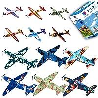 24-Pack Smailkat Kids Flying Glider Plane