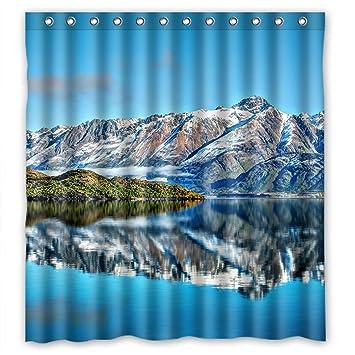 Crazy Ameisen Custom Wunderschöne Gebirge Wasserdichter Stoff ...