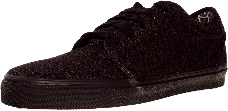 e3b5597ca0 Galleon - Vans Men s Chukka Low Mesh Black Aloha Ankle-High Skateboarding  Shoe - 7M