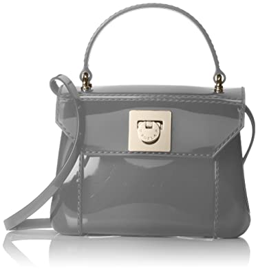 2854d76f0898 Furla レディース Candy Bon Bon Mini Crossbody US サイズ: One Size カラー: ベージュ