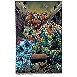Monsters Unleashed Vol. 1: Monster Mash