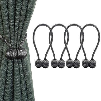 Round Curtain Buckle Holder Clip Steel Wire Making Window Accessory Craft Decor