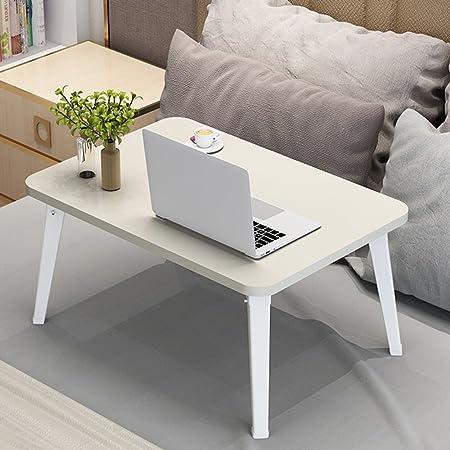 GaoXu ZheDieZhuo HAKN Mesa Plegable/Mesa pequeña para computadora ...
