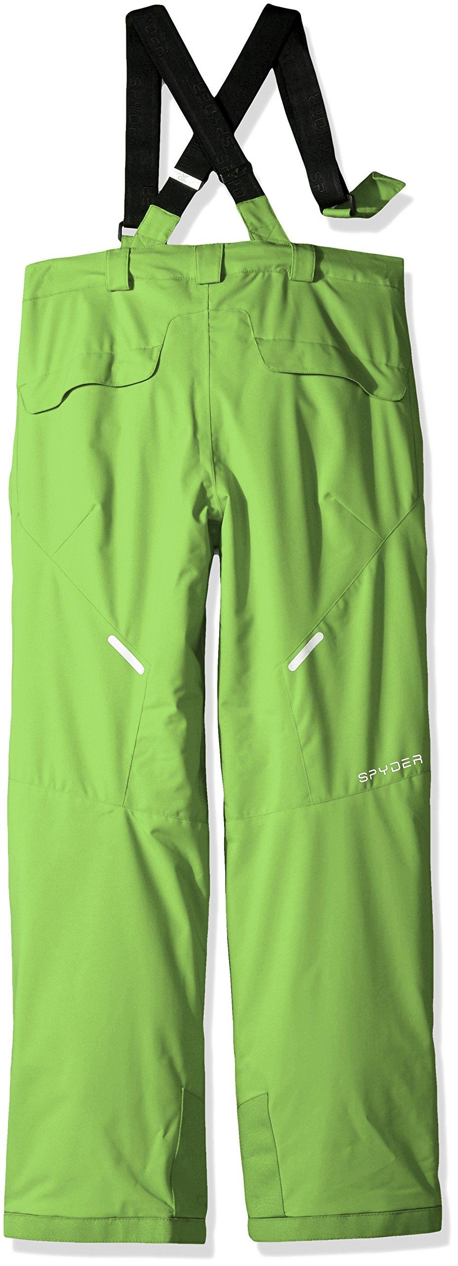 Spyder Boy's Propulsion Ski Pant, Fresh, Size 18 by Spyder (Image #2)