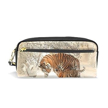 Ahomy Tiger - Estuche para lápices y bolígrafos (tamaño ...