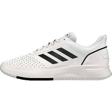 sports shoes sale usa online sale retailer adidas Courtsmash, Chaussures de Tennis Homme, Blanc (FTW ...