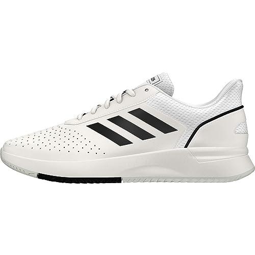 Tenis Para Adidas CourtsmashZapatillas De HombreBlancoftwbla wXZ80OPkNn