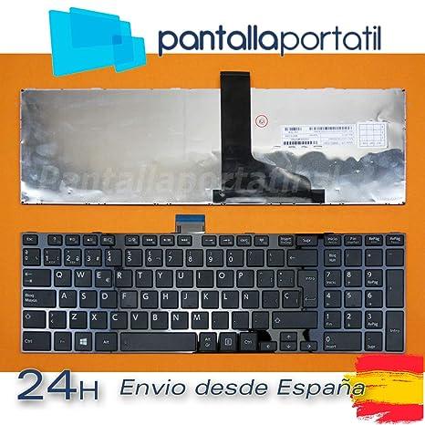 Desconocido Teclado español para Toshiba Satellite P850-31M Satellite P850-31M Origen Madrid con