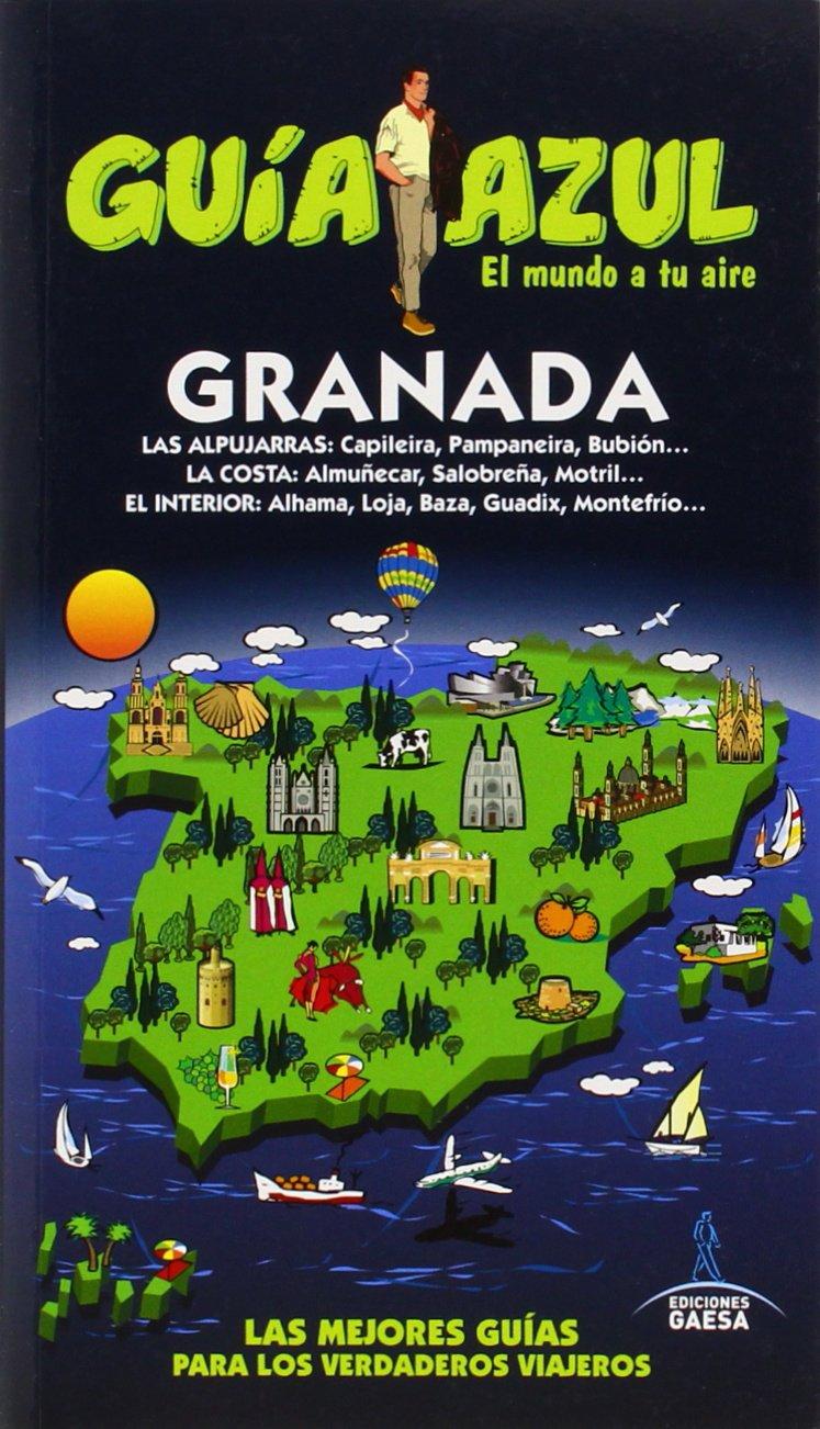 Guía Azul Granada / Blue Guide Granada (Guías Azules de España) (Spanish Edition) PDF