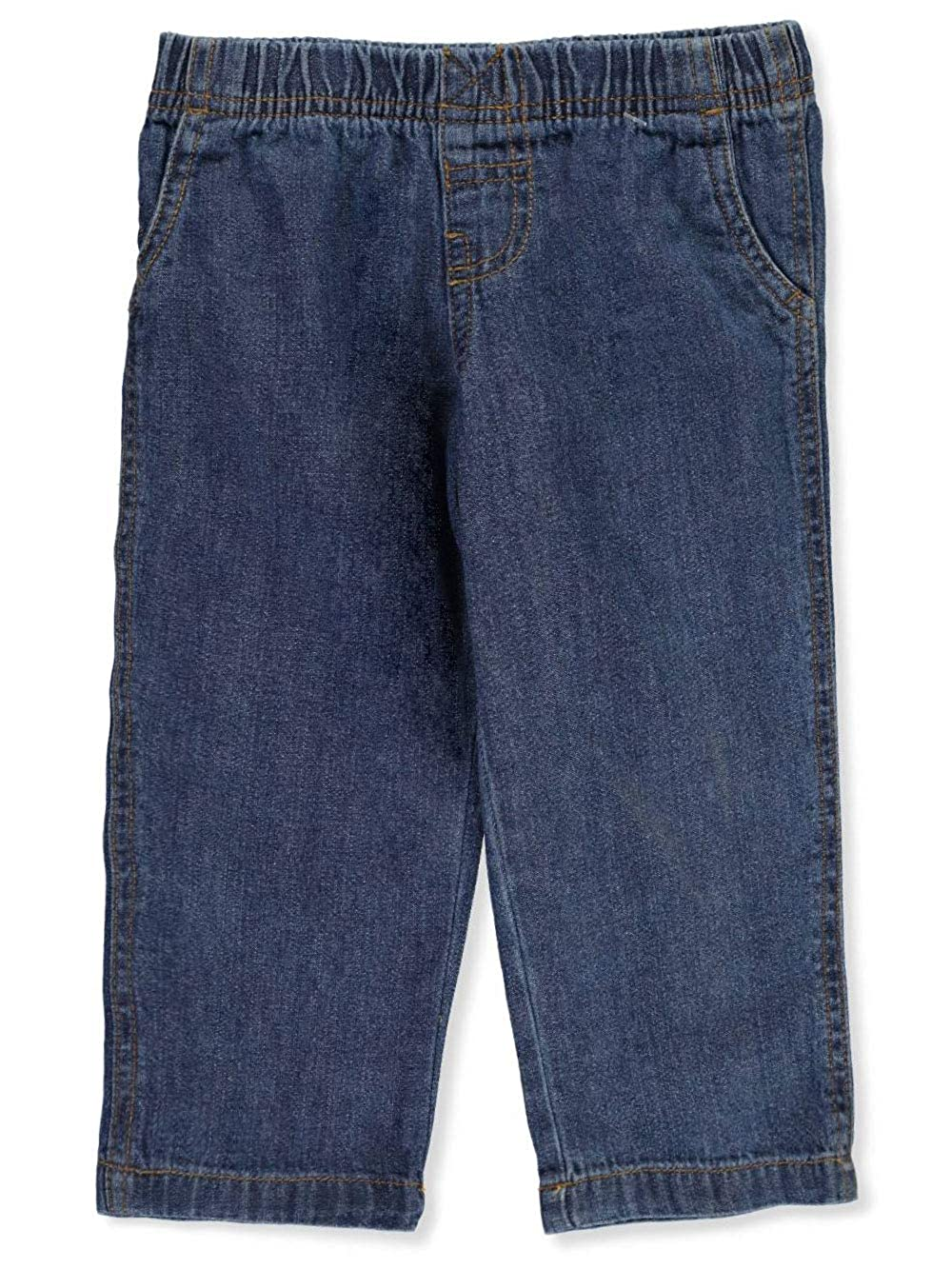 Famous Brand Baby Boys Pull-On Jeans