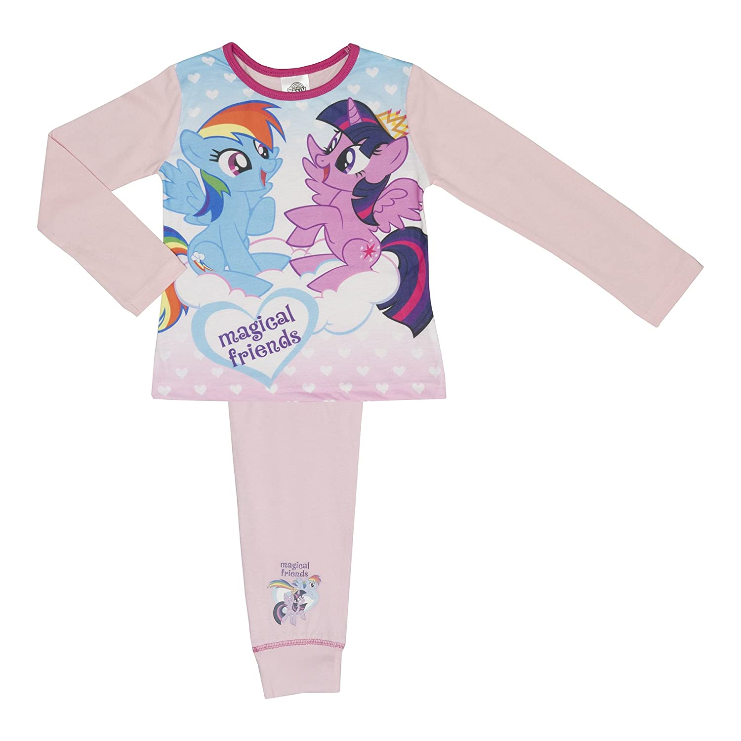 Girls My Little Pony Pyjamas Age 4-10 Years Various Designs