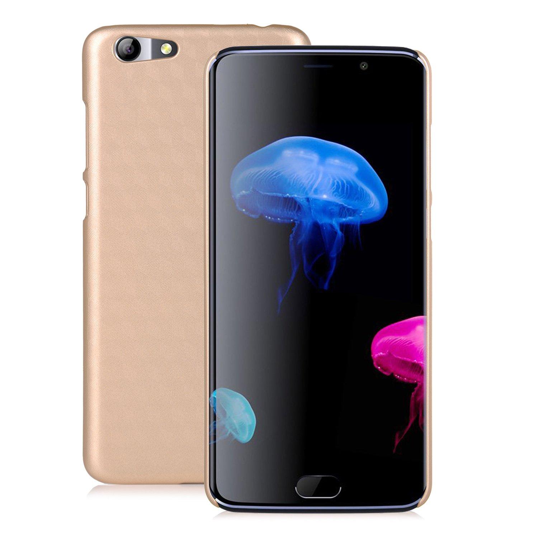 Elephone S7 Funda carcasa / caso / case,KuGi ®Elephone S7 Funda / caso- Funda de alta calidad para el teléfono inteligente Elephone S7.(Oro)
