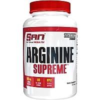 SAN Nutrition Arginine Supreme L-Arginine HCL, 0.15Kg, 100 Capsules