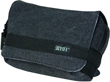 3 Colors Available RYOT Carbon Series Piper Case with SmellSafe and Lockable Technology