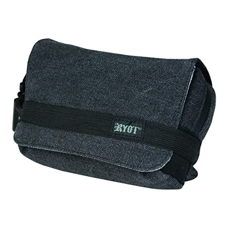 51427fa414b4 RYOT Carbon Series Piper Case with SmellSafe and Lockable Technology (3  Colors Available)