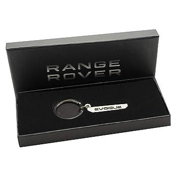 Land Rover - Llavero con logotipo de Evoque y caja de ...