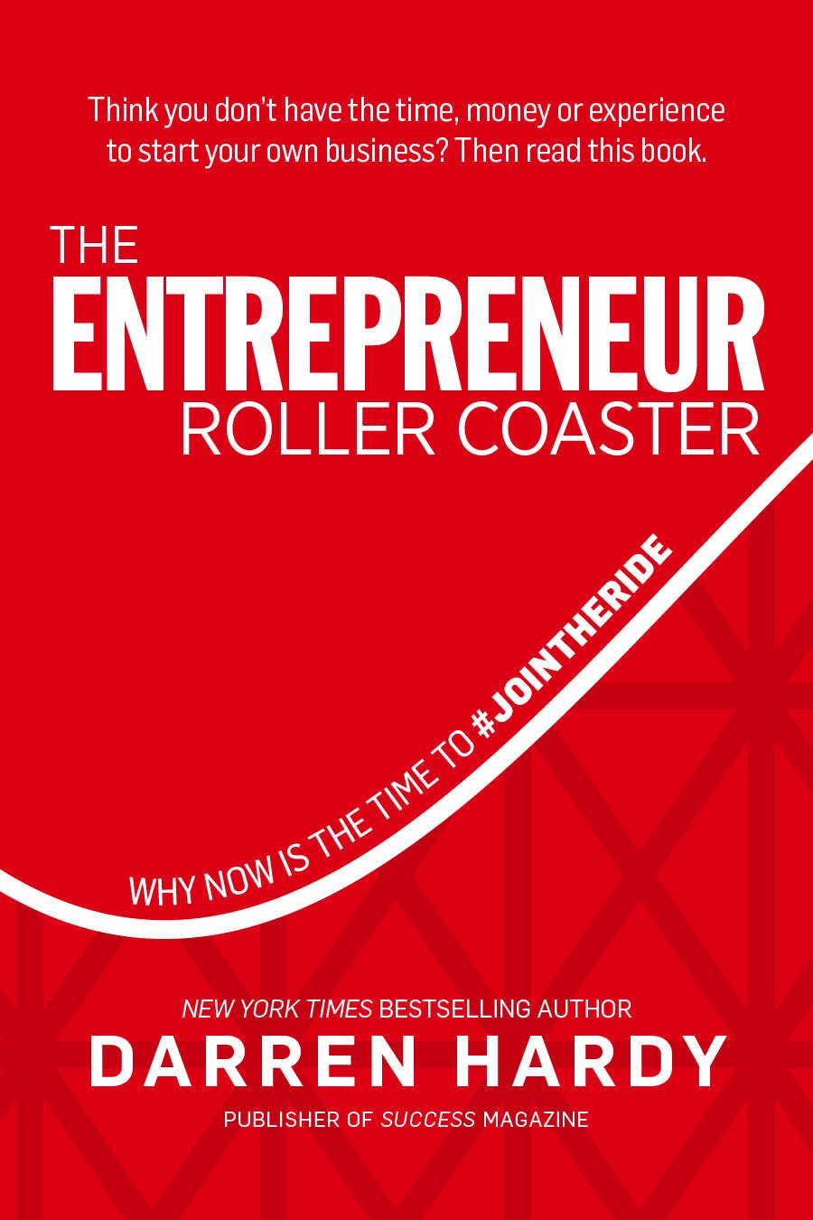 Entrepreneur Roller Coaster Time JoinTheRide product image
