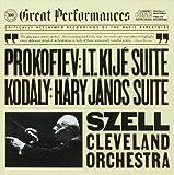 Prokofiev: Lieutenant Kije Suite; Kodaly: Hary Janos Suite (Great Perfomances Series)